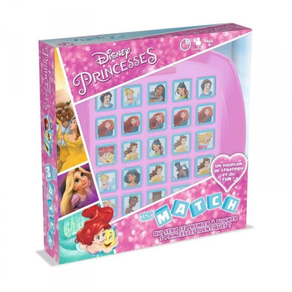 Match Princesses Disney - Winning-0597